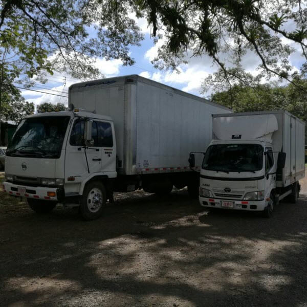 Moving Truck Rentals in Costa Rica